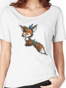 Spirit Fox - Totem Animal  Women's Relaxed Fit T-Shirt