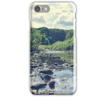 Lazy Sunny Afternoon iPhone Case/Skin