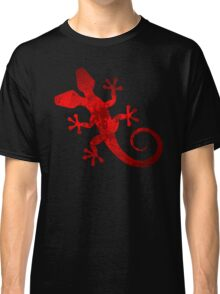 Mutant 2-Headed Lizard Classic T-Shirt