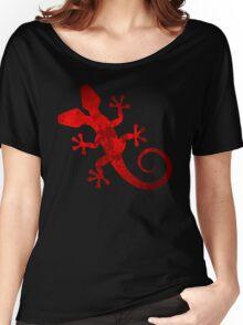 Mutant 2-Headed Lizard Women's Relaxed Fit T-Shirt