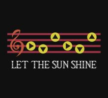 The Sun song  by icedtees