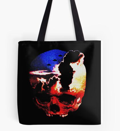 in my mind there's no sorrow Tote Bag
