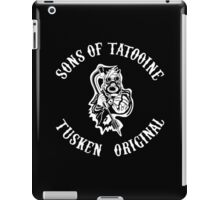 Sons of Tatooine iPad Case/Skin