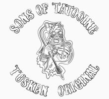 Sons of Tatooine Kids Clothes
