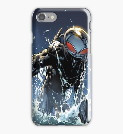 Black Manta iPhone Case/Skin