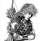Cael'Óri - Heart of the Archer by LKBurke29