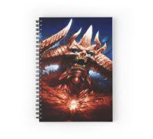 Demon Spiral Notebook