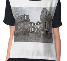 Nobody lives there anymore 2 Chiffon Top