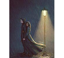 Rain down on me Photographic Print