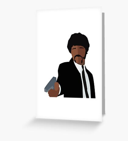 Motherf*ucker Greeting Card