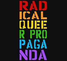 Radical Queer Propaganda (stencil style) Unisex T-Shirt