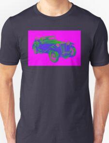 Mg Tc Antique Car Pop Image T-Shirt