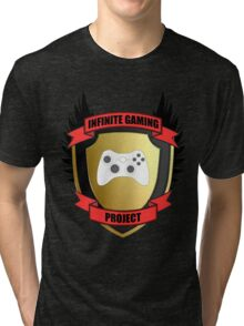 Infinite Gaming Logo Tri-blend T-Shirt