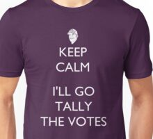 Tally the Votes - Survivor/Probst Unisex T-Shirt
