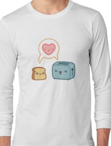 the toaster story Long Sleeve T-Shirt