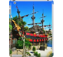 Disneyland Ship iPad Case/Skin