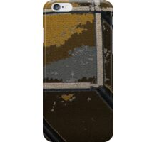 Caged Rust iPhone Case/Skin
