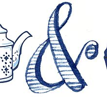 Ampersand Tea&Cake by perevision