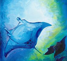 Sting Rays by GryffinDesigns