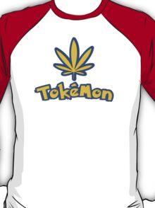 Tokemon - gotta smoke em all T-Shirt