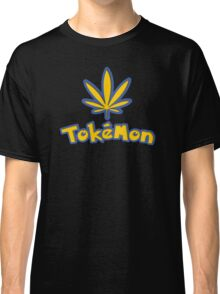 Tokemon - gotta smoke em all Classic T-Shirt