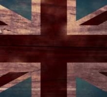 Union Jack I Sticker
