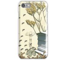 Bees to the Hive iPhone Case/Skin