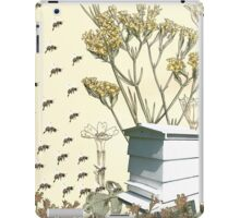 Bees to the Hive iPad Case/Skin