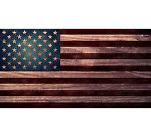 American Flag I Photographic Print