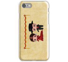 Spanish Chibis iPhone Case/Skin
