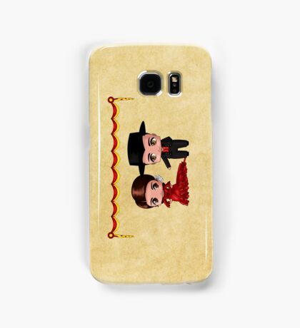 Spanish Chibis Samsung Galaxy Case/Skin