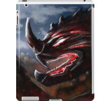 Flame Demon Monster iPad Case/Skin