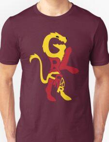 Typographic Gryffindor T-Shirt