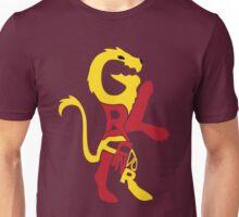 Typographic Gryffindor Unisex T-Shirt