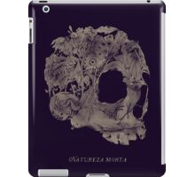 Natureza Morta iPad Case/Skin