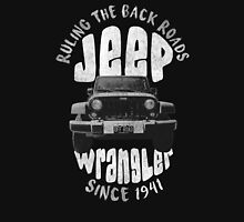 Jeep Wrangler Graphic Unisex T-Shirt
