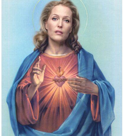 Jesus Gillian Sticker