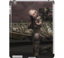 Big Head Betty 8 iPad Case/Skin