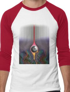 Tame Impala - Currents Artwork Men's Baseball ¾ T-Shirt