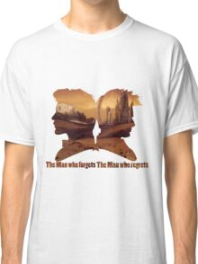 The man who regrets/forgets galifray Classic T-Shirt