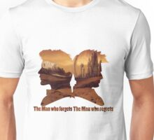 The man who regrets/forgets galifray Unisex T-Shirt