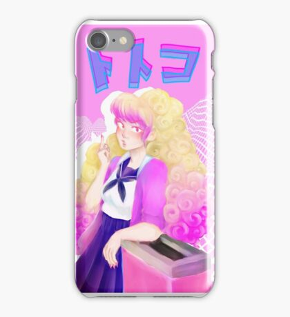 Yankee Totoko iPhone Case/Skin