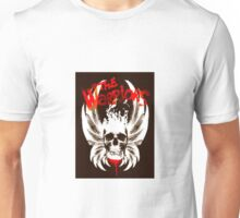 The Warriors skull red Unisex T-Shirt