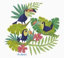 Toucan Paradise Kids Clothes