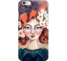 Pretty Posy iPhone Case/Skin