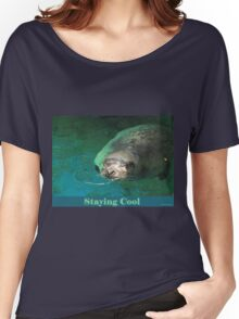 Staying Cool Women's Relaxed Fit T-Shirt