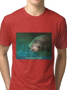 Staying Cool Tri-blend T-Shirt