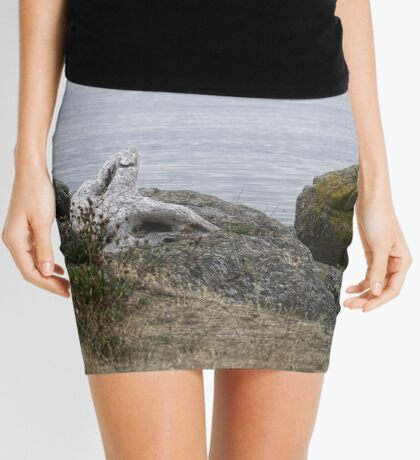 Those Days Are Gone Mini Skirt