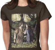 Beren & Lúthien Womens Fitted T-Shirt