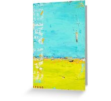 """Saltwater Love"" Greeting Card"